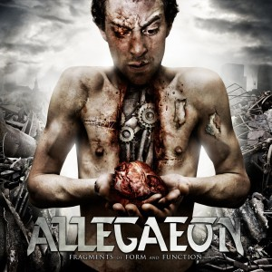 Allegaeon Fragments Of Form And Function