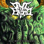 Out For Blood — All Hail Cthulhu (2013)