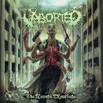 Aborted — The Necrotic Manifesto (2014)