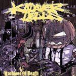 Kadaver Dolls — Machines Of Death (2015)