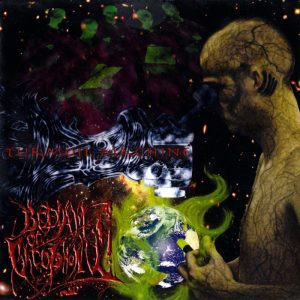 Bedlam Of Cacophony — Turmoil Machine (2008)