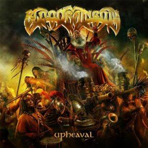 Bloodrainbow — Upheaval (2016)