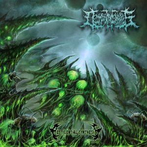 Decomposition Of Entrails — Pestilential Synthesis (2016) | Technical Death Metal