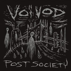Voivod — Post Society (2016) | Technical Death Metal