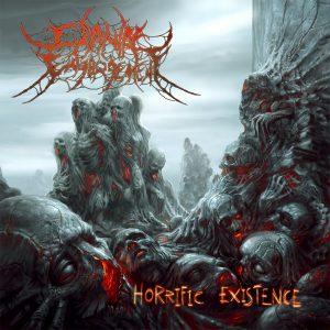 Cranial Engorgement — Horrific Existence (2017)