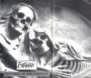 7th Child — Butchery Of The Innocent (1998)
