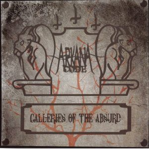 Arkana Code — Galleries Of The Absurd (2010)