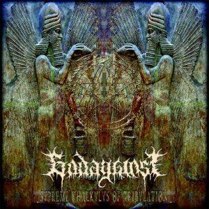 Godagainst — Supreme Khalkulus Of Tribulation (2011)