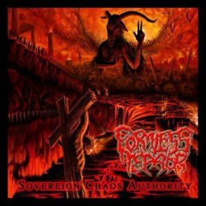 Formless Terror — Sovereign Chaos Authority (2011)