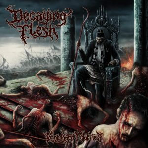Decaying Flesh — Bloodshed Fatalities (2017)