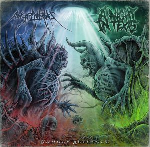 A Night In Texas & Angelmaker — Unholy Alliance (2016)