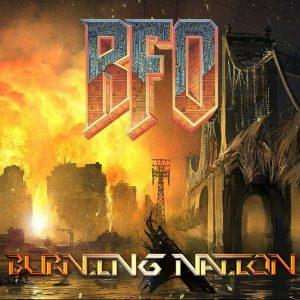 Requiem For Oblivion — Burning Nation (2017)