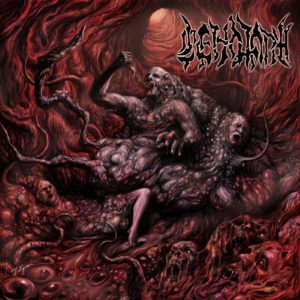Cenotaph — Perverse Dehumanized Dysfunctions (2017)