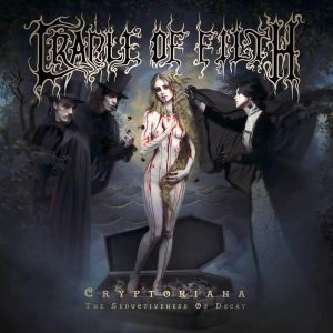 Cradle Of Filth — Cryptoriana - The Seductiveness Of Decay (2017)