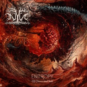 Nyn — Entropy Of Chaos And Salt (2017)