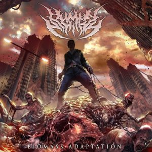 Human Nihility — Biomass Adaptation (2017)