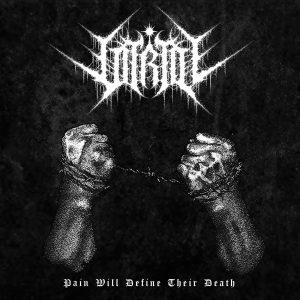 Vitriol — Pain Will Define Their Death (2017)
