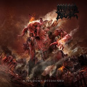 Morbid Angel — Kingdoms Disdained (2017)