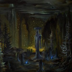 Clavicus Vile — The Nightspirit's Call (2018)