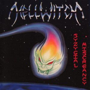 Hellwitch — Syzygial Miscreancy (1990)