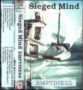 Sieged Mind — Emptiness (1995)