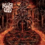 Hellish God — The Evil Emanations (2018)