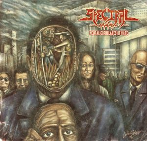Spectral — Neural Correlates Of Hate (2018)