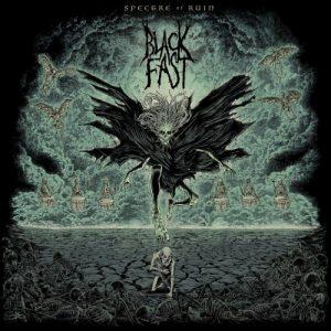 Black Fast — Spectre Of Ruin (2018)