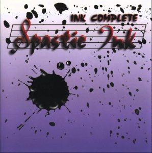 Spastic Ink — Ink Complete (1997)