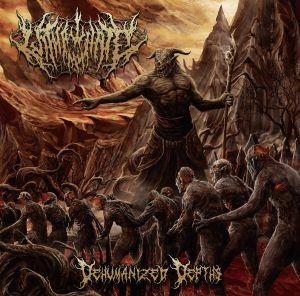 With All My Hate — Dehumanized Depths (2018)
