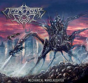 Oppressor God — Mechanical Manslaughter (2018)