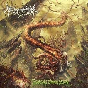 Nails Of Imposition — Surpassing Carbon Decay (2018)