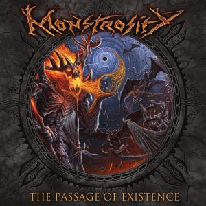 Monstrosity — The Passage Of Existence (2018)
