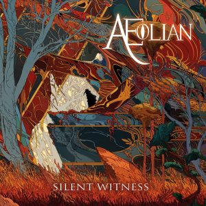 Aeolian — Silent Witness (2018)