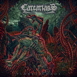 Carcariass — Planet Chaos (2019)