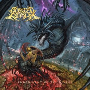 Buried Realm — Embodiment Of The Divine (2020)