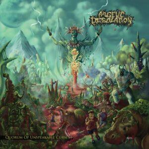 Angelic Desolation — Quorum Of Unspeakable Curses (2020)