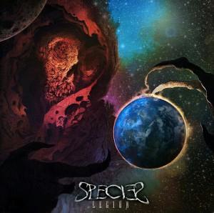 Species - Legion (2013)