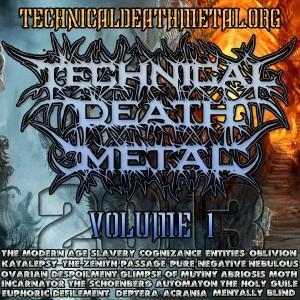 VA - Technical Death Metal Compilation Vol.1 (2013)