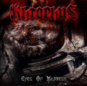 Khrophus - Eyes Of Madness (2013)