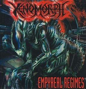 Xenomorph - Empyreal Regimes (1995)