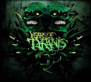 Years Of Tyrants - Weakening Humanity (2009)