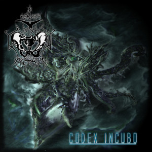 Cosmic Atrophy - Codex Incubo (2008)