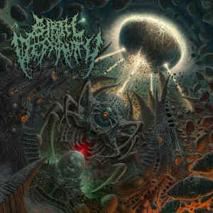 Birth Of Depravity - The Coming Of The Ineffable (2012)