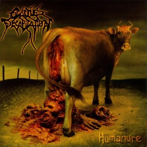 Cattle Decapitation - Humanure (2004)