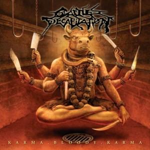 Cattle Decapitation - Karma.Bloody.Karma (2006)