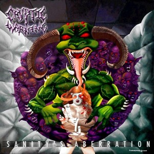 Cryptic Warning - Sanity's Aberration (2005)