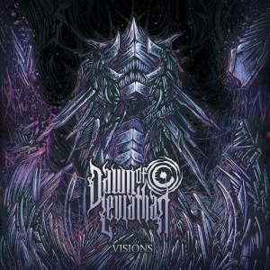 Dawn Of Leviathan - Visions (2013)