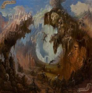 Essence Of Datum - Event Horizon (2013)