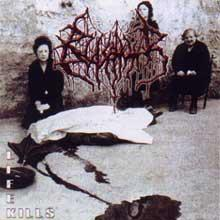 Blasphemer - Life Kills (2002)